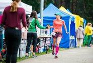 """Lietuvos 100 km bėgimo čempionė M.Gotcaitytė: """"Varžovės man yra bendražygės"""""""