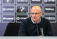 """V.Urbonas: """"Mano tikslas – motyvuota, alkana ir truputį išprotėjusi komanda"""""""