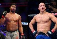 UFC sunkiasvorių kategoriją sudrebino permainos: A.Overeemas ir J.dos Santosas – atleisti
