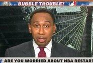 """S.A.Smithas netiki, kad NBA žaidėjai tris mėnesius ištvers be sekso: """"Jie nė 3 savaičių gali neištempti"""""""