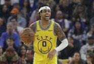 """""""Timberwolves"""" nusitaikė į """"Warriors"""" žvaigždę"""