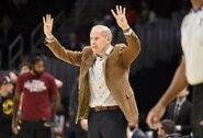 """""""Cavaliers"""" tikriausiai išsiskirs su treneriu J.Beileinu"""