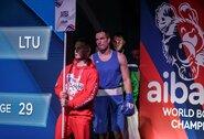Pasaulio bokso čempionatas: T.Tamašauskas – Y.Baalla (tiesioginė vaizdo transliacija)