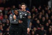 """""""Bayern"""" žaidėjai išsakė treneriui pageidavimą susigąžinti komandos draugą"""