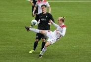 """Su """"Crvena Zvezda"""" siejamas J.Lasickas išrinktas į geriausių Serbijoje žaidžiančių užsieniečių komandą"""