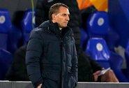 """B.Rodgersas pripažino, jog """"Leicester City"""" nusipelnė iškristi iš Europos lygos"""
