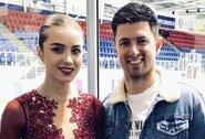 Rekordus gerinusi A.Golovkina Baltarusijoje pateko į dešimtuką