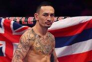 Buvęs UFC čempionas kovos prieš ant bangos esantį tėvynainį