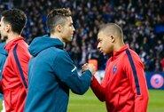 """""""France Football"""": C.Ronaldo jau buvo išsirinkęs klubą, į kurį persikels"""