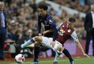 """""""Aston Villa"""" susitikimą su """"West Ham"""" baigė nulinėmis lygiosiomis"""