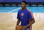 """""""Knicks"""" laimėjo trečią kartą iš eilės, D.Greenas išvytas iš aikštės per klaidą"""