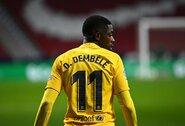 """Barcelona"" beria pinigus ""Borussia"" ekipai už O.Dembele"