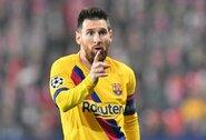 "L.Messi pratrūko: prabilo apie ""Inter"" ir Ronaldinho užstatą"
