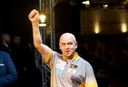 """Lietuvos smiginio istorijoje to dar nebuvo: D.Labanauskas pakviestas į """"World Series of Darts"""" finalą"""
