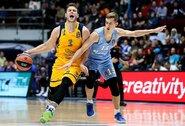Ch.Krameris karjerą tęs FIBA Čempionų lygoje