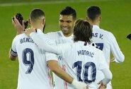 """Ispanijoje – K.Benzema dublis ir užtikrinta """"Real"""" pergalė"""
