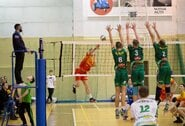 Lietuvos tinklinio čempionate – pirmasis čempionų pralaimėjimas