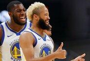 """Gerokai sumažėjęs NBA reitingas siejamas su """"Warriors"""" tragišku sezonu"""
