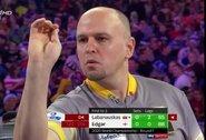 D.Labanauską Vigane sustabdė 9-as geriausias pasaulio žaidėjas