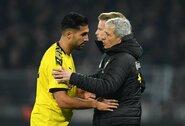 Oficialu: vos dvi savaites nuomoje praleidęs E.Canas liks Dortmunde
