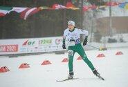 Pasaulio orientavimosi sporto čempionate Lietuvos rinktinę į priekį vedė debiutantė