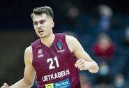 G.Masiulis tapo naudingiausiu Europos taurės turo krepšininku