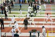 Lietuviai pradėjo kovas Europos jaunučių fechtavimo čempionate