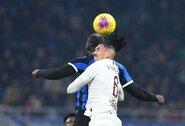 """Vos antrą kartą sezone lygiosiomis sužaidę """"Inter"""" paruošė išankstinę kalėdinę dovaną """"Juventus"""""""