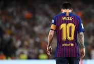 "L.Van Gaalas kaltina L.Messi dėl ""Barcelona"" nesėkmių Čempionų lygoje"
