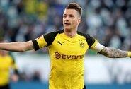 """""""Borussia"""" žvaigždė M.Reusas paaiškino, kodėl niekada nesikeltų rungtyniauti į """"Bayern"""""""