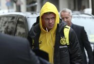"""Įvarčių mašina E.Haalandas gali atsisveikinti su """"Borussia"""": kur veda keliai?"""