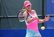 Stebuklus išdarinėjusi 19-metė suklupo tik WTA turnyro finale