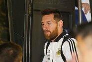 """""""Barcelona"""" patvirtino – vyksta derybos su L.Messi dėl naujo kontakto"""