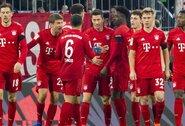 """Vokietijoje – triuškinama """"Bayern"""" pergalė"""