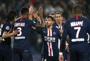 Prancūzijoje – Neymaro raudona kortelė ir 7 įvarčių fiesta, pasibaigusi PSG pergale