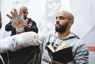 Didžiulę kvailystę padaręs šį savaitgalį turėjęs kovoti O.Azaitaras neteko kontrakto su UFC