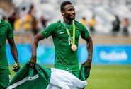 J.Obi Mikelis paskelbė apie karjeros pabaigą Nigerijos rinktinėje