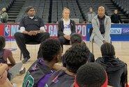 "Triskart NBA čempionas apie J.Jocytę: ""Galbūt jau greitai pamatysiu ją WNBA"""
