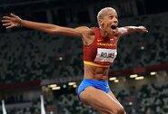 Kosmosas: Y.Rojas pagerino 26 metus gyvavusį pasaulio trišuolio rekordą