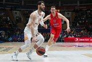Ispanijos čempionu tapęs T.Shengelia oficialiai keliasi į CSKA