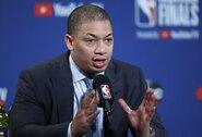 """T.Lue prisijungė prie """"Clippers"""" komandos"""
