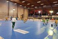 Trumpai pirmavusios Lietuvos riedulininkės Europos čempionate nusileido škotėms