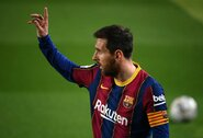 """""""Barcelonos"""" žvaigždė nustebino pasaulį: paprašė varžovų vartininko marškinėlių"""