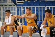 J.Mačiulio tempiama AEK pralaimėjo Supertaurės pusfinalį