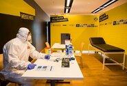 Žymiausi pasaulio stadionai keičia paskirtį: padės kovoti su koronavirusu