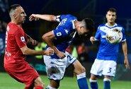 """Italijoje – """"Fiorentina"""" lygiosios su autsaideriais"""