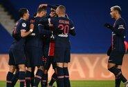 PSG vietiniame čempionate varžovams atseikėjo 4 įvarčius
