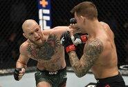 Naujasis UFC reitingas: C.McGregoras pasiekė seniai neregėtas žemumas, D.Poirier tapo lyderiu