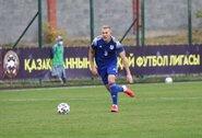 O.Verbickas žaidė Kazachstane, o M.Palionis - Vokietijoje