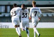 """""""AC Milan"""" išvykoje užtikrintai susitvarkė su """"Verona"""""""